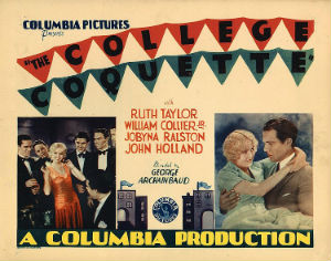 Image result for college coquette 1929