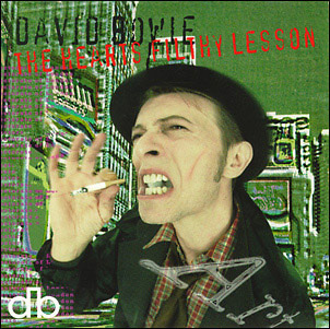 The Hearts Filthy Lesson David Bowie single