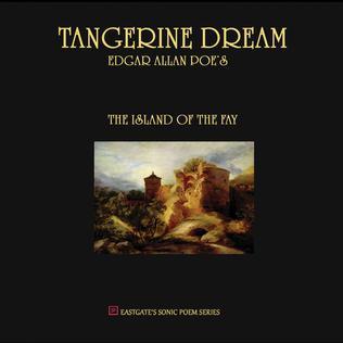 <i>The Island of the Fay</i> 2011 studio album by Tangerine Dream