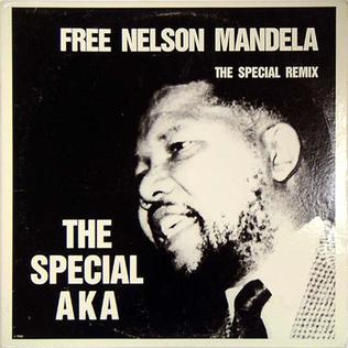 Free Nelson Mandela song written by Jerry Dammers