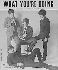 What Youre Doing Song by The Beatles from the album Beatles for Sale