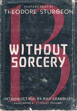 <i>Without Sorcery</i> book by Theodore Sturgeon