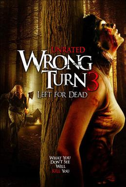 Wrong Turn 3 Left For Dead Wikipedia
