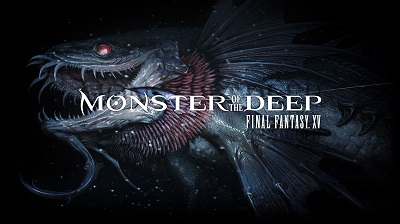 monster of the deep final fantasy xv wikipedia