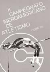 1986 Ibero-American Championships in Athletics logo.png