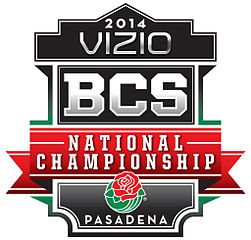 2014 BCS National Championship Game annual NCAA football game