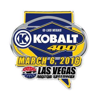 2016 Kobalt 400 auto race at Las Vegas in 2016