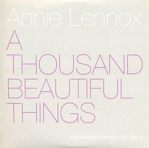 Annie Lennox — A Thousand Beautiful Things (studio acapella)