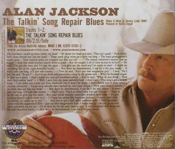 The Talkin' Song Repair Blues - Wikipedia