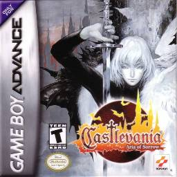 Picture of a game: Castlevania: Aria Of Sorrow