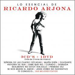 Lo Esencial De Ricardo Arjona