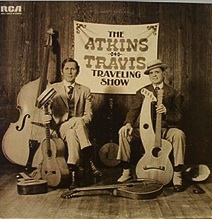 <i>The Atkins–Travis Traveling Show</i> 1974 studio album by Chet Atkins and Merle Travis