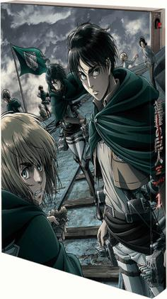 Attack On Titan Season 2 Wikipedia