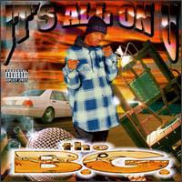 B.G. - It's All on U, Vol. 1 album art.jpg