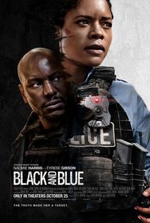 [ADN-177] BLACK AND BLUE