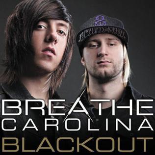 Blackout (Breathe Carolina song) song by Breathe Carolina