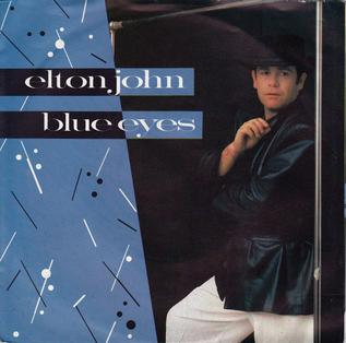Blue Eyes (Elton John song) song by Elton John