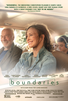 Boundaries (2018 film) - Wikipedia Vera Farmiga