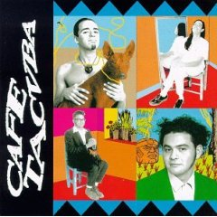 <i>Café Tacuba</i> (album) 1992 studio album by Café Tacuba