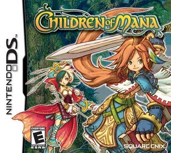 <i>Children of Mana</i> 2006 action role-playing video game for the Nintendo DS