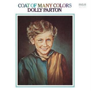 <i>Coat of Many Colors</i> 1971 studio album by Dolly Parton