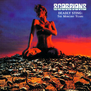 <i>Deadly Sting</i> 1995 compilation album by Scorpions