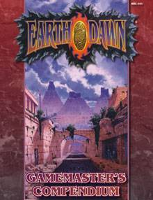 <i>Earthdawn</i> Tabletop fantasy role-playing game