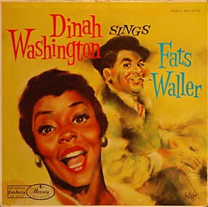 <i>Dinah Washington Sings Fats Waller</i> 1957 studio album by Dinah Washington