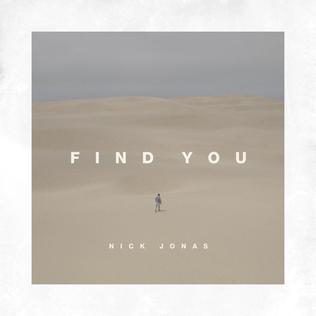 Find You Nick Jonas Song Wikipedia