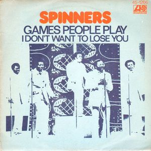 Games People Play (The Spinners song) 1975 song performed by The Spinners