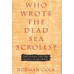 <i>Who Wrote the Dead Sea Scrolls?</i>