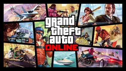 <i>Grand Theft Auto Online</i> persistent, open world online multiplayer video game