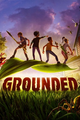 Picture of a game: Grounded