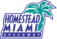 Homestead–Miami Speedway motorsport track in the United States