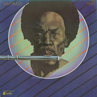 <i>Hues</i> (album) 1973 live album by Sam Rivers