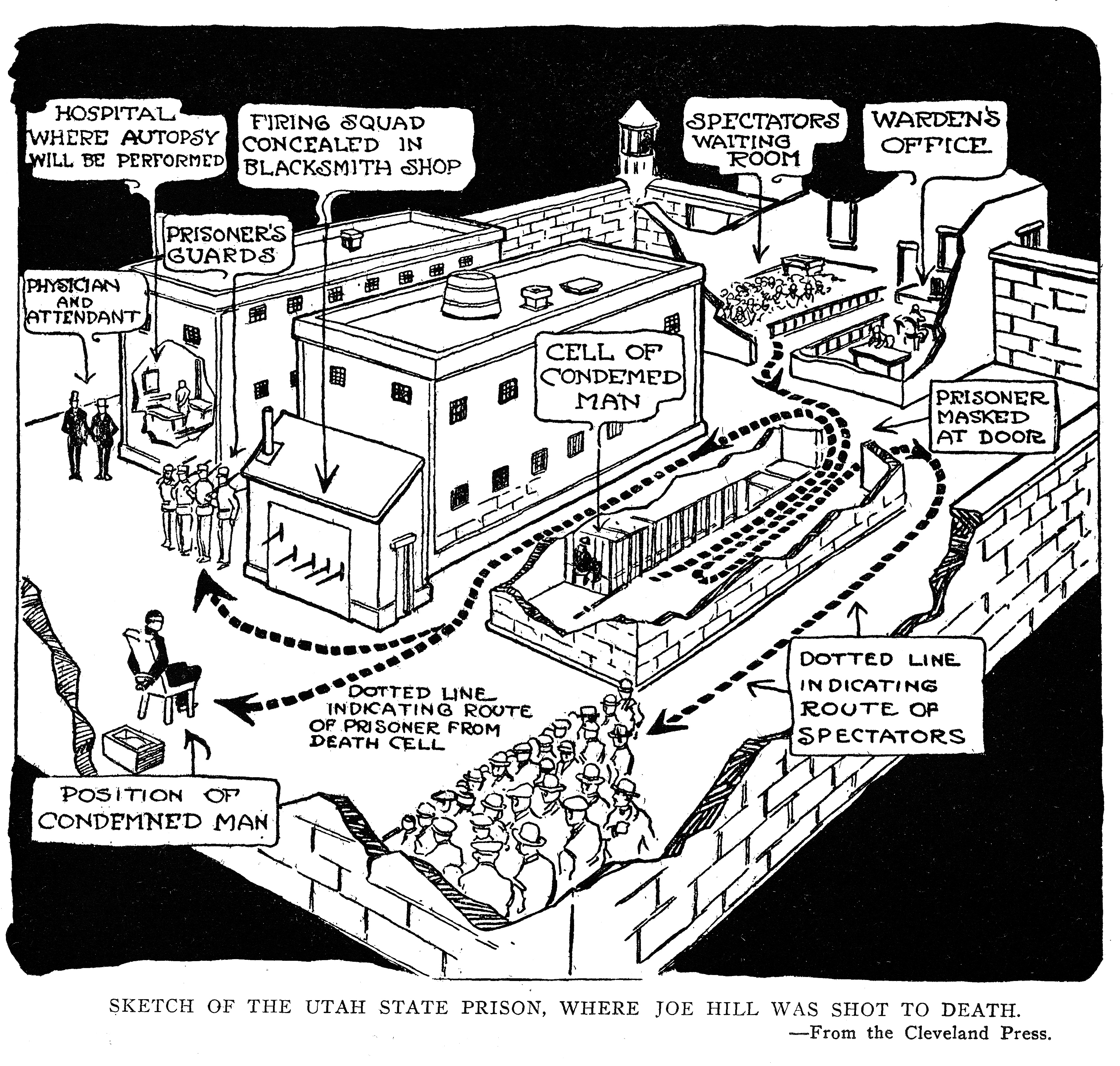 Joe Hill Wikipedia 1911schematicsandpartslists Please Download Free Gun Manual Here Diagram Of The Execution On November 19 1915