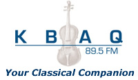 KBAQ classical music public radio station in Phoenix
