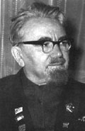 Image of Alexander Kazantsev from Wikipedia page