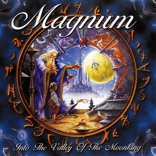 <i>Into the Valley of the Moonking</i> 2009 studio album by Magnum