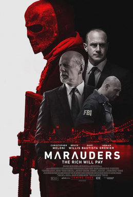 Marauders 2016 Watch Online Hollywood Blockbuster Movies