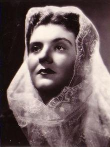 Maria Caniglia singer