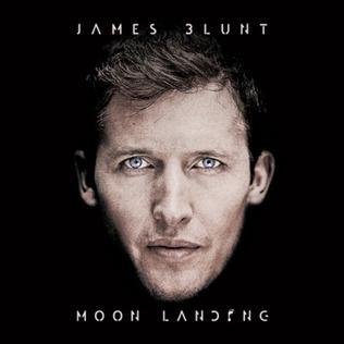<i>Moon Landing</i> (album) 2013 studio album by James Blunt