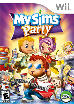MySims Party Coverart.png