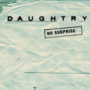 No Surprise (Daughtry song)