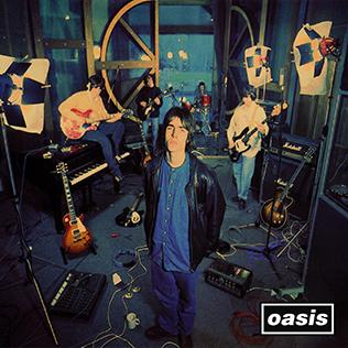 Titelbild des Gesangs Supersonic von Oasis