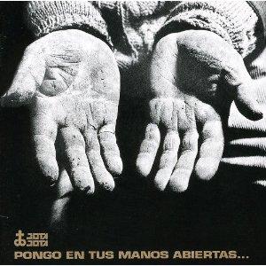 <i>Pongo en tus manos abiertas</i> 1969 studio album by Víctor Jara