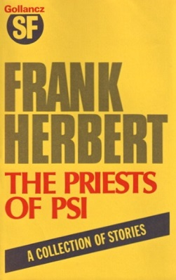 <i>The Priests of Psi</i> book by Frank Herbert
