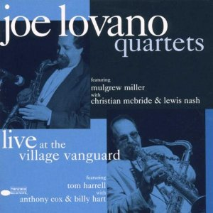 <i>Quartets: Live at the Village Vanguard</i> 1995 live album by Joe Lovano