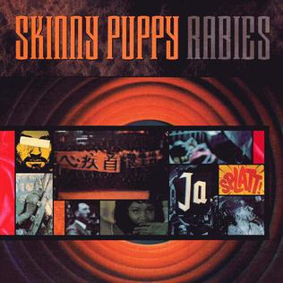 <i>Rabies</i> (Skinny Puppy album) 1989 studio album by Skinny Puppy
