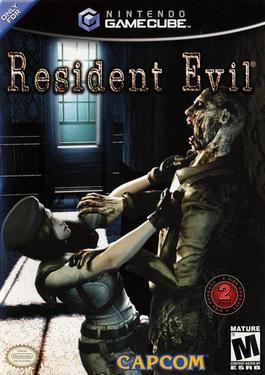 Image result for resident evil 1 remake gamecube